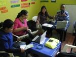 Galería de Fotos Jornada de entrenamiento IRIS en Bogotá 2012