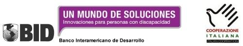 Logos Un Mundo de Soluciones BID