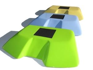 IRIS tres colores